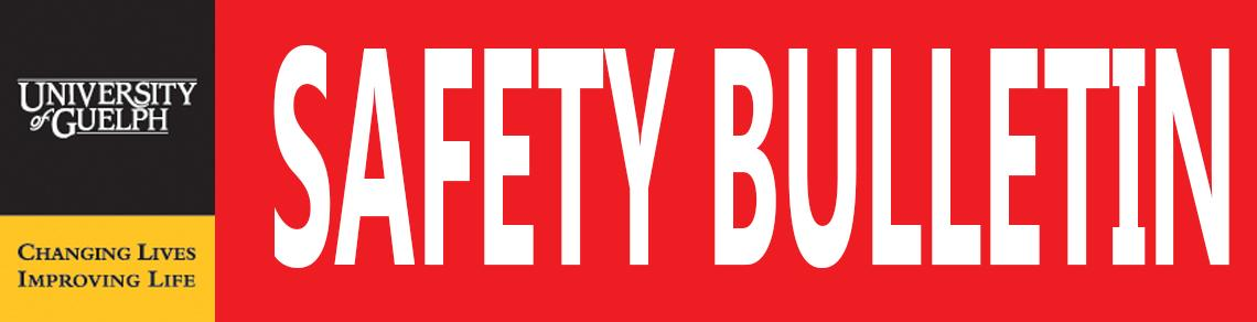 Safety Bulletin